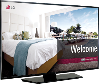 LG 43LX341C  :::  Hotel TV Series  :::  จอภาพสำหรับมืออาชีพ  :::  Professional and Commercial Display