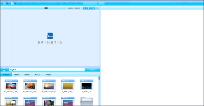 SpinetiX ::: Hyper Media Player  :::  Elementi software